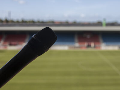 Mikrofon Stadion