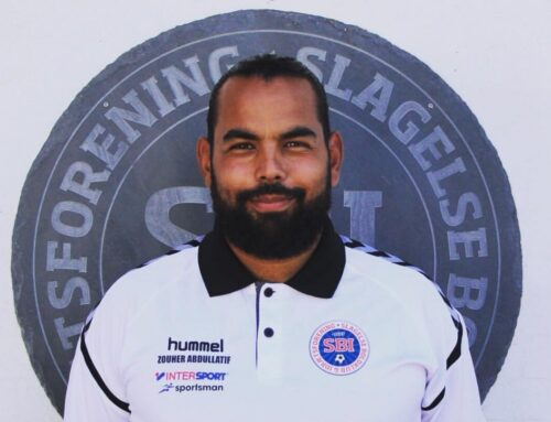 Zouher Abdullatif er fastansat som U17 Cheftræner