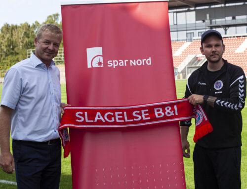 Spar Nord: Vores hidtil største sponsoraftale