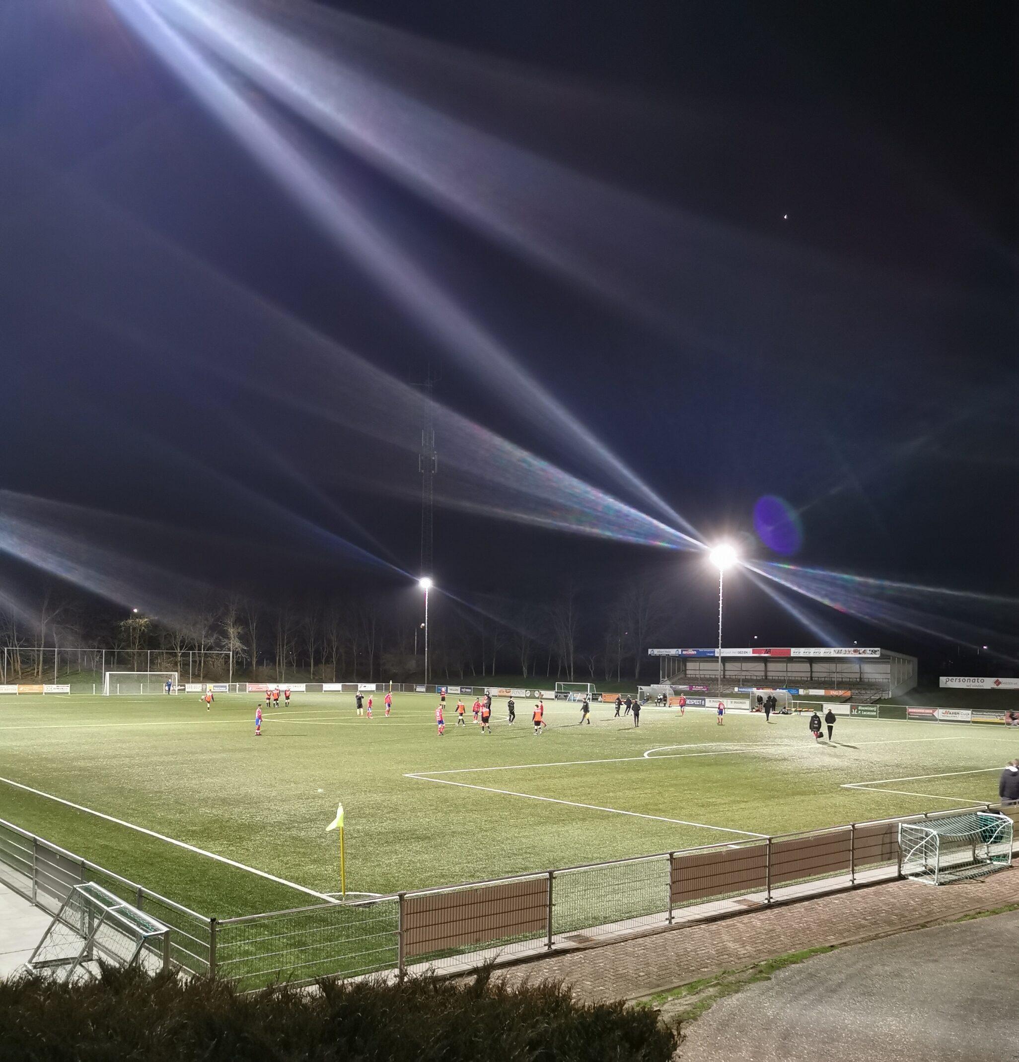 Vitesse 08 Gennep Stadium