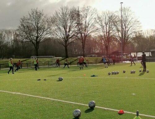 U17 og U19 træningslejr i tyske Goch