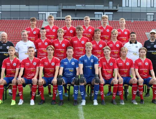 U17 og U19 Division på Harboe Arena Slagelse